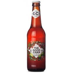 The Good Cider of San Sebastian Strawberry