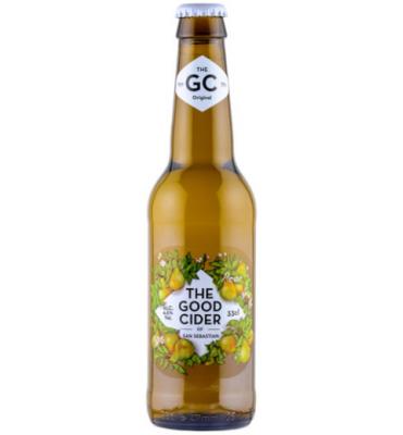 The Good Cider of San Sebastian Pear 4,5%
